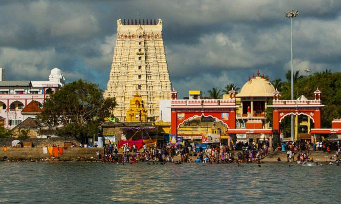 रामेश्वरम मंदिर के बारे में 10 रोचक तथ्य - Sabkuchgyan