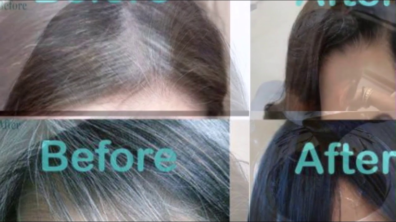 Alum of 2 rupees will make your white hair so dark your friends will not recognize it