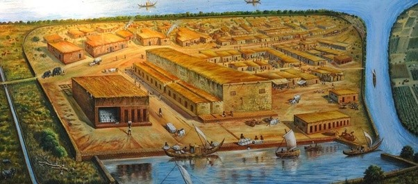 Secrets Revealed The Civilization of the Indus Valley Ended - Dried in 900 Years