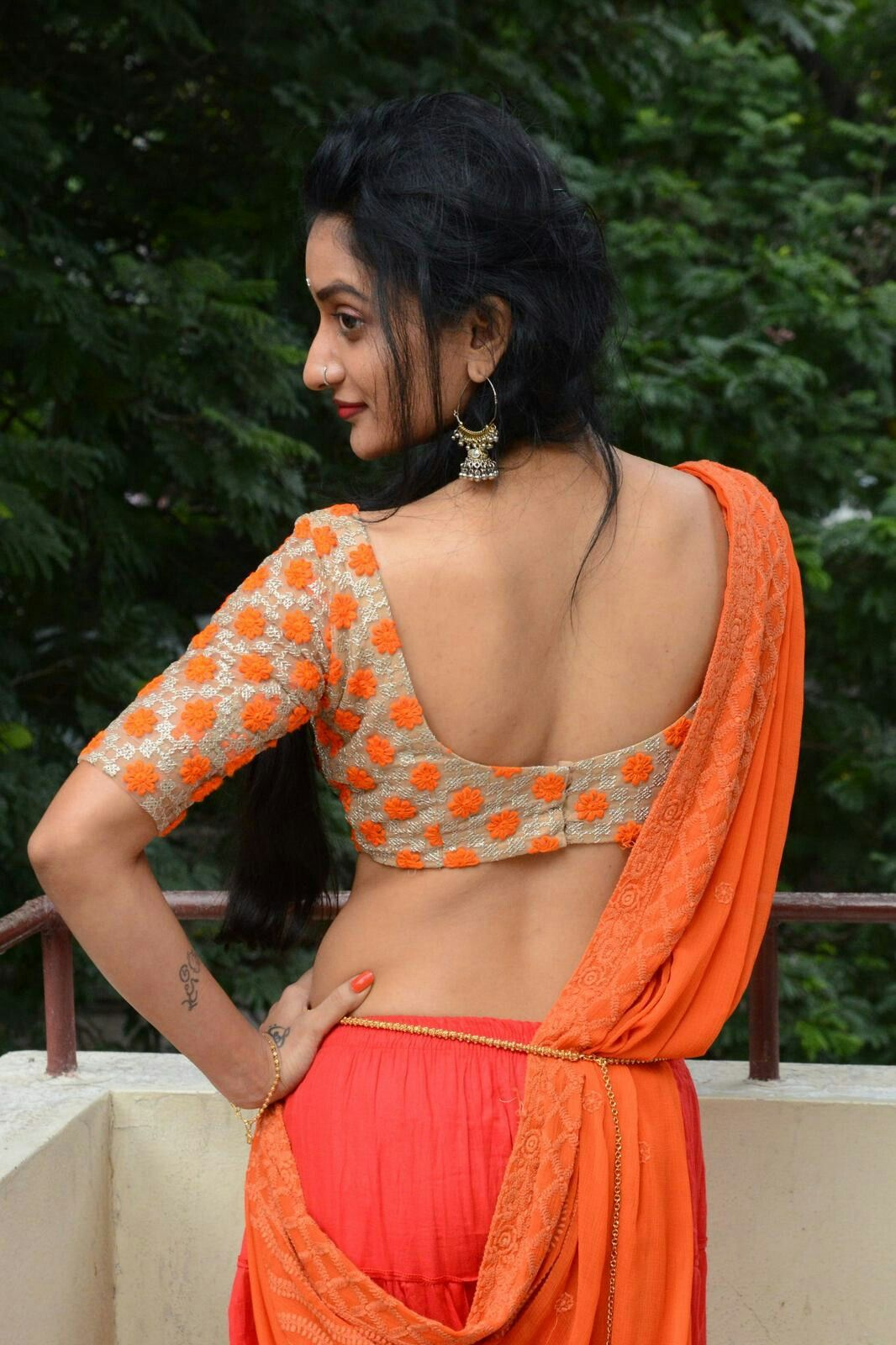 The figure of this South actress has millions of fans, heart will be happy seeing the pictures