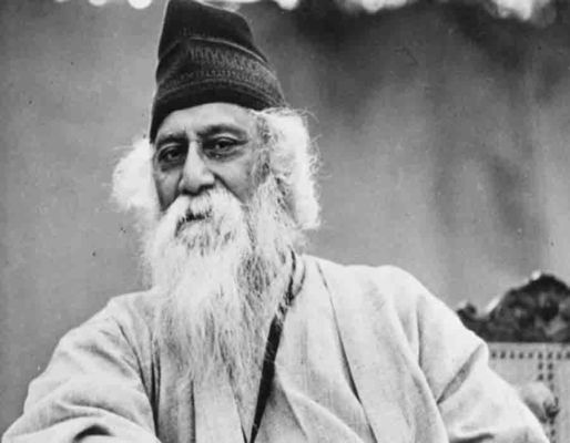Rabindranath Tagore wrote the national anthem for two countries, रवींद्रनाथ टैगोर